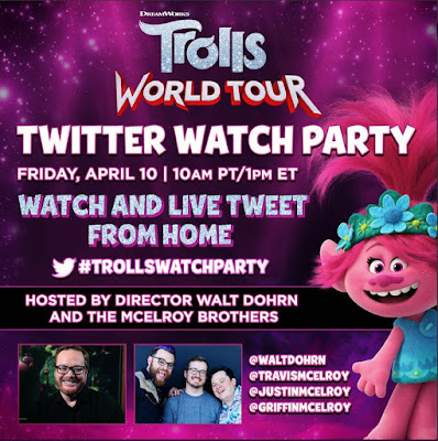 Twitter Watch Party