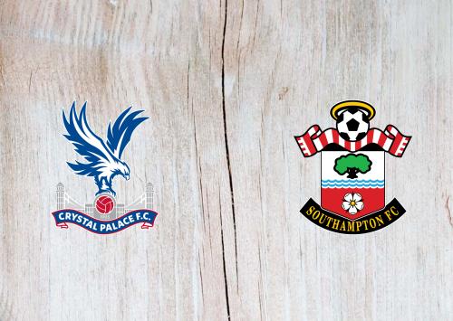 Crystal Palace vs Southampton -Highlights 12 September 2020
