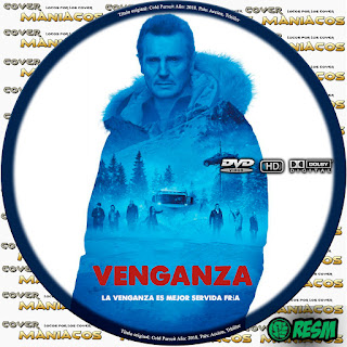 GALLETA VENGANZA - COLD PURSUIT - 2019 [COVER DVD]