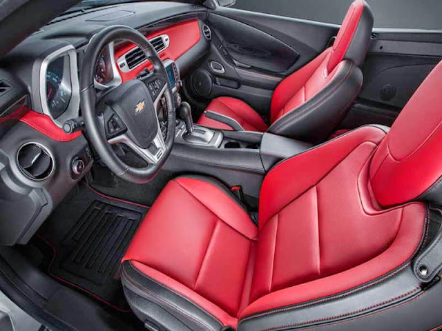 2016 Chevy El Camino Interior