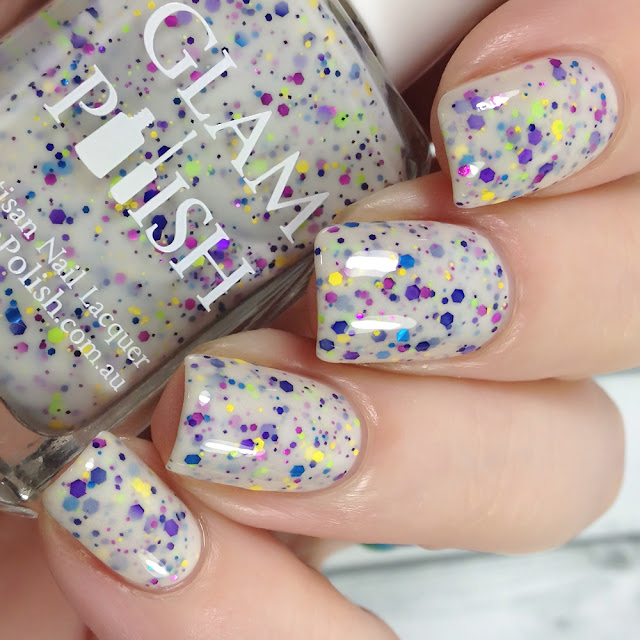 Glam Polish-The Wedding Singer