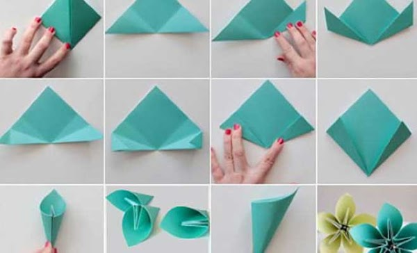 18 Easy Ways How To Make Paper Flowers Step By Step With Pictures