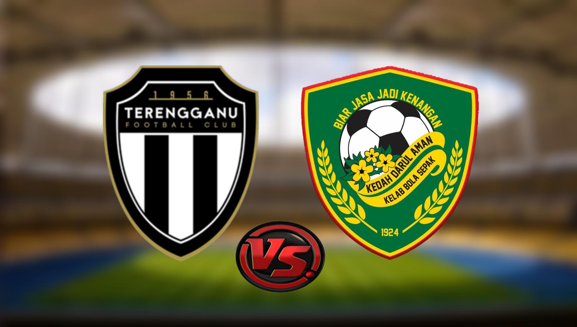 Live Streaming Terengganu FC vs Kedah Darul Aman FC Liga Super 21.8.2021