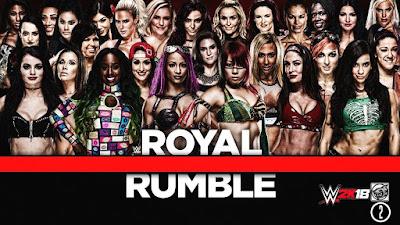 Women's Royal Rumble: