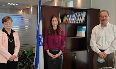 Ministério da Diáspora: Mudando para uma 'Estratégia Judaica Global'
