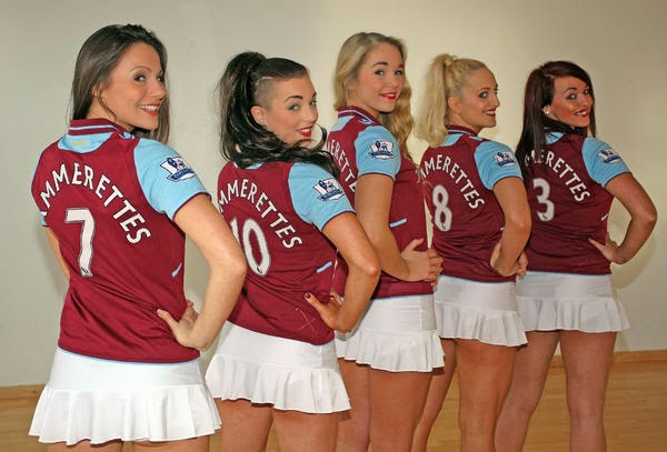 It s hammer time at FootyFair as this week on Football Club Babes we bring  you the beauties of West Ham United. 2a9fa2096