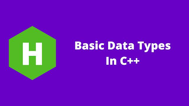 HackerRank Basic Data Types in c++ problem solution