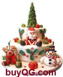 Scotland: Whiskey Dundee Cake, Christmas Cake