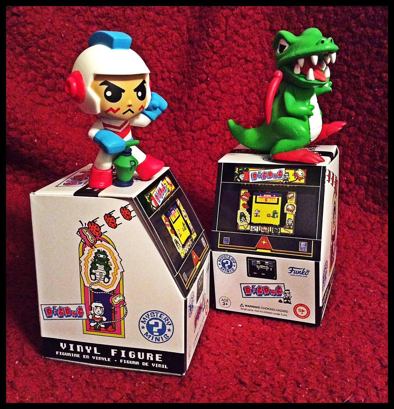 The Terrible Toyman : Funko Retro Video Games Mystery Minis