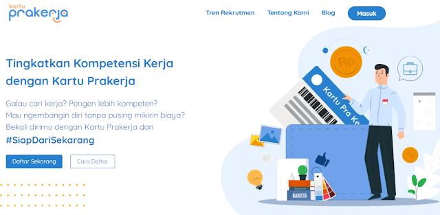 Pendaftaran Kartu Prakerja Gelombang 9 di www.prakerja.go.id Cek Syarat dan Cara Daftarnya