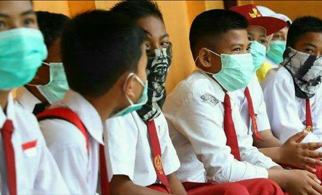 Sekolah tatap muka Jawa tengah