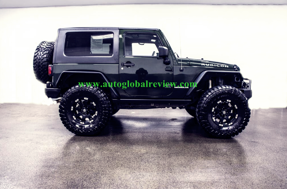Jeep Wrangler Rubicon 2 Door Cod Mw3 Auto Global Review