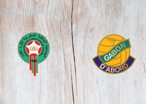 Morocco vs Gabon -Highlights 15 October 2019