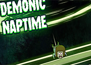 Regular Show Demonic Naptime