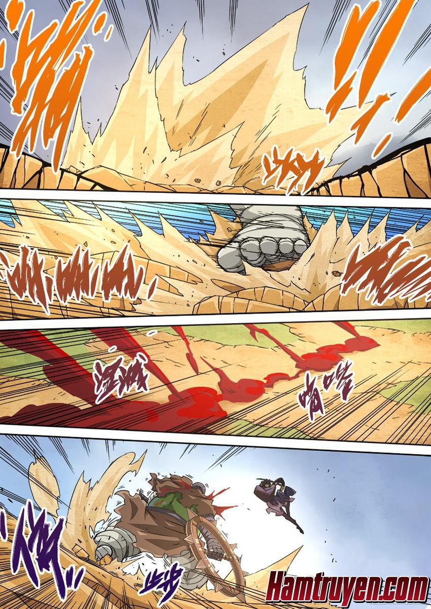 Quyền Bá Thiên Hạ chap 139 - Trang 8