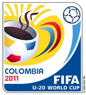 Logo Mundial Sub20 Colombia2011