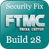 FTMC Build 28 : Minor Bug Fix dan Security Patch