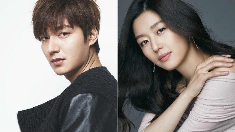 The Imaginary World Of Monika Lee Min Ho And Jun Ji Hyun Going To