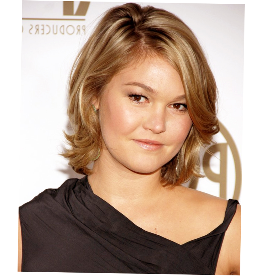 Popular Hairstyles For Fat Faces