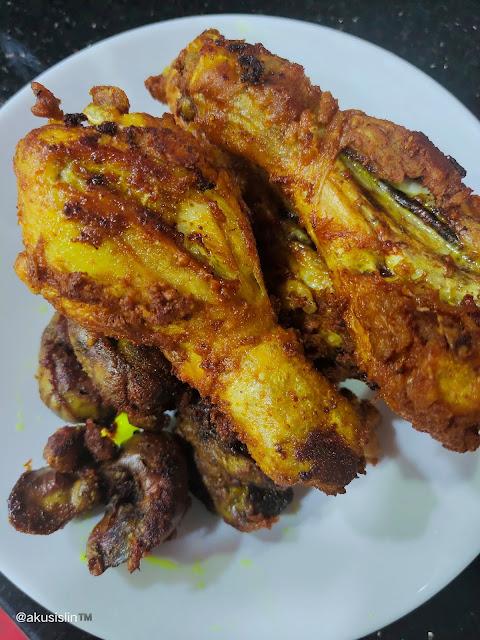 Ayam Goreng Rangup
