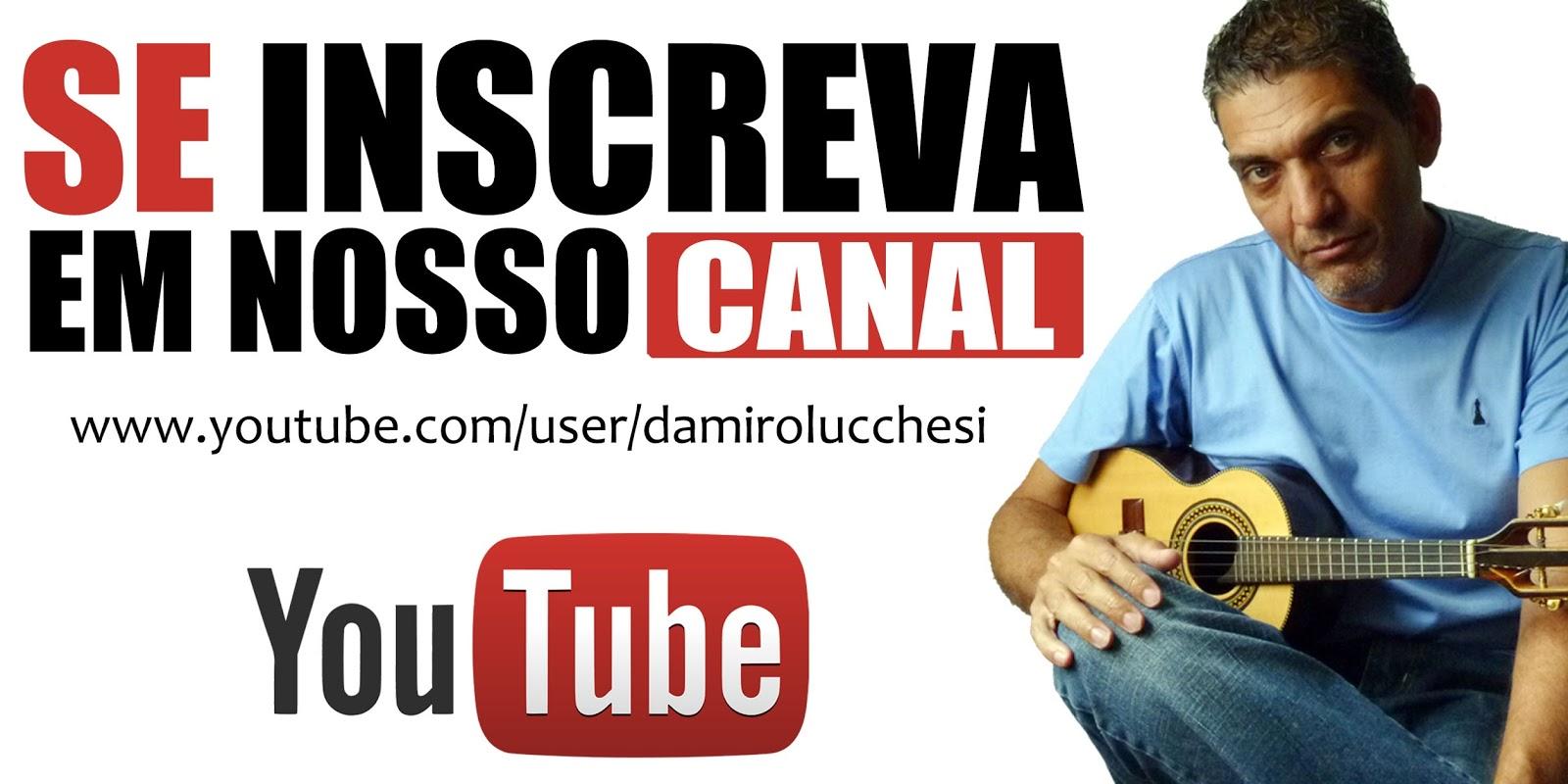 Se inscreva em nosso Canal do Youtube  282e544c12609