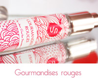gourmandises rouges