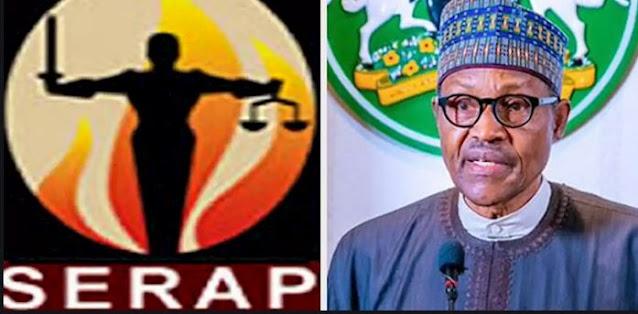 Fresh $5.513billion loan: SERAP writes Buhari, seeks spending details, audit of loans