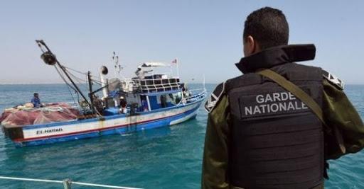 المهدية : احباط عملية هجرة غير شرعية نحو ايطاليا والقاء القبض على منظمها