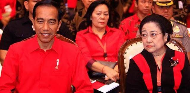 Jokowi Bisa Jadi King Maker, Jerry Massie: Megawati Mesti Kaji Kecondongan Politiknya Menuju 2024