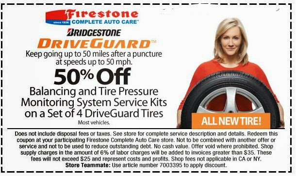 Firestone Printable Coupons May 2018 Save 35 Off Coupons 2018