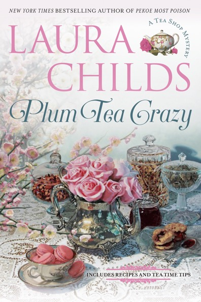 Tea Lovers' Book Club Read for March 30