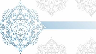 خلفيات بروبوينت جديدة عربية اسلامية مزخرفة
