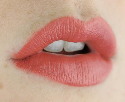 Pür Cosmetics Lip Lure Hydrating Lip Lacquer Belle Lip Swatch