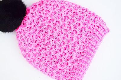 4 - Crochet Imagen Gorro lindo a crochet y ganchillo muy fácil y sencillo por Majovel Crochet