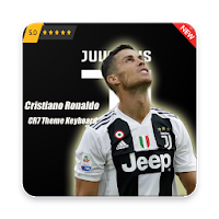 CR7 Ronaldo Keyboard Theme 2020 Apk free Download for Android