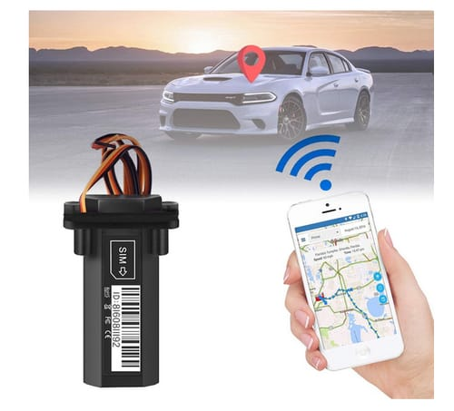 OhhGo Real-Time GPS Tracker with APP for Vehicles