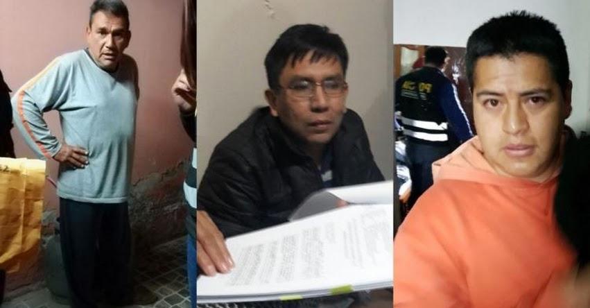 ESCÁNDALO: Docentes y Funcionarios de UGEL que conformaban «Red Criminal», malversaron fondos por S/ 7 millones [VIDEO]