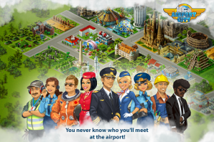 Airport City Apk Mod Terbaru for Android Full Version v5.6.13