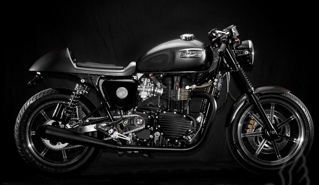 classic cafe racer – idee per l'immagine del motociclo