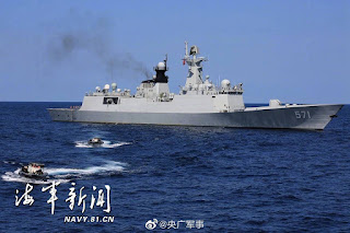 PLAN Chinese Navy