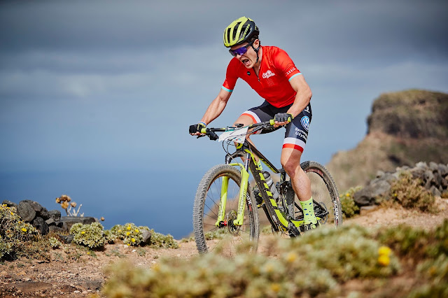Club La Santa 4 Stage Mountain Bike Race Lanzarote