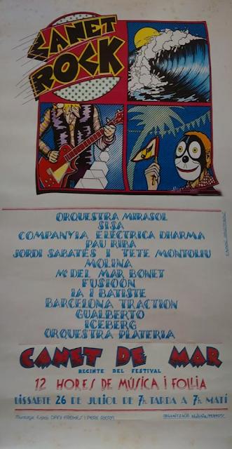CANET ROCK 1975 GUALBERTO