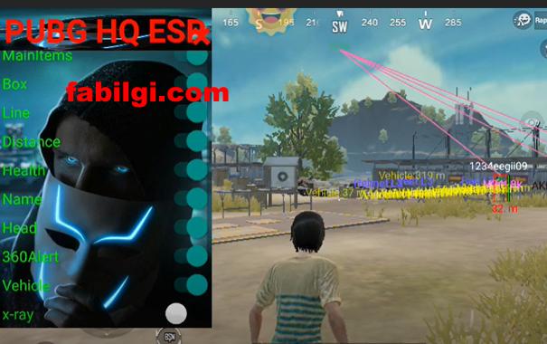 Pubg Mobile 0.19 Çalışan Hileler HQ ESP Menusu Eylül 2020 Yeni