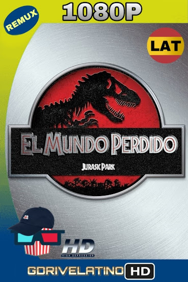 Jurassic Park ll (1997) BDRemux 1080p Latino-Ingles MKV