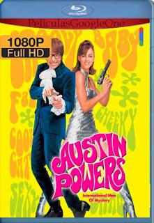 Austin Powers[1997] [1080p BRrip] [Latino- Ingles] [GoogleDrive] LaChapelHD