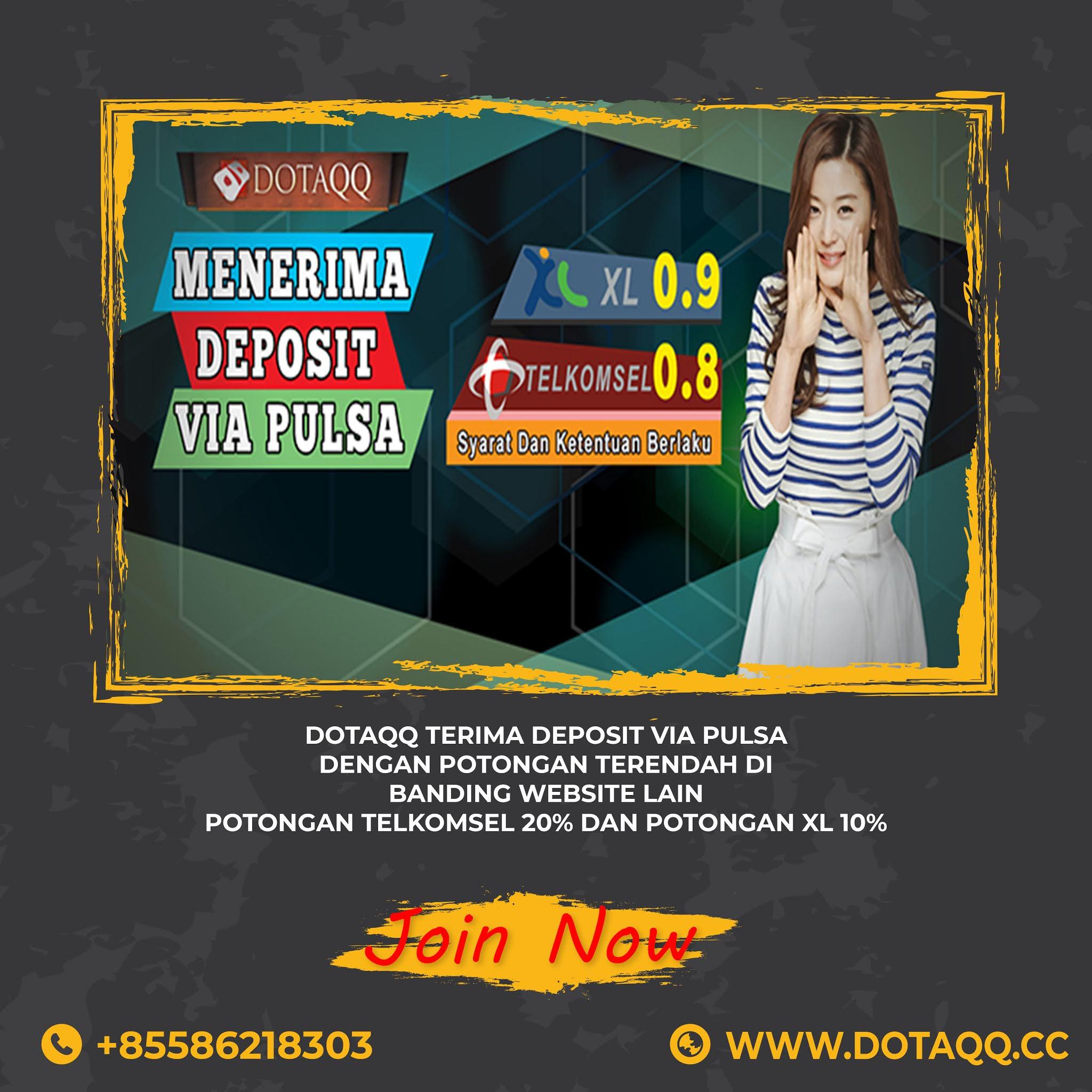 Dotadomino Situs Judi Qq Online Domino99 Pkv Games 2020 Agustus 2020