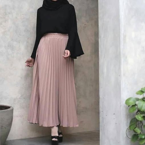 A Skirt Suitable for Tiny Women