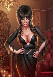 Robyn Hood as Elvira