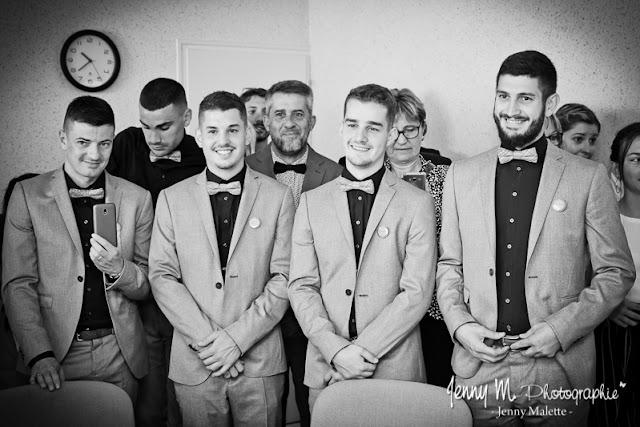 photos des garçons d'honneur