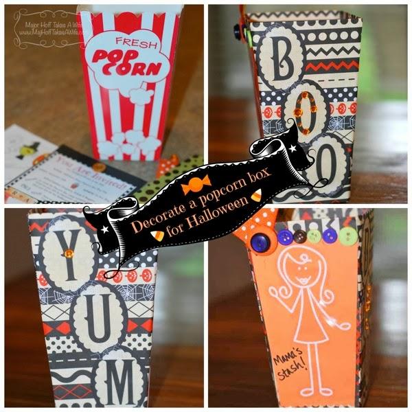 2013 Popcorn Box challenge